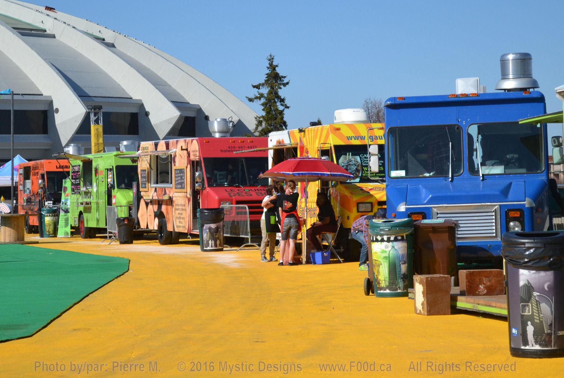 Food Truck Montreal Bbq